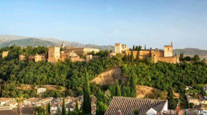 Granada u Andaluziji