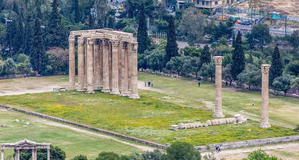 Spomenici u Atini