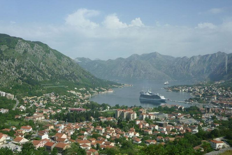 Bokokotorski zaliv krstarenje