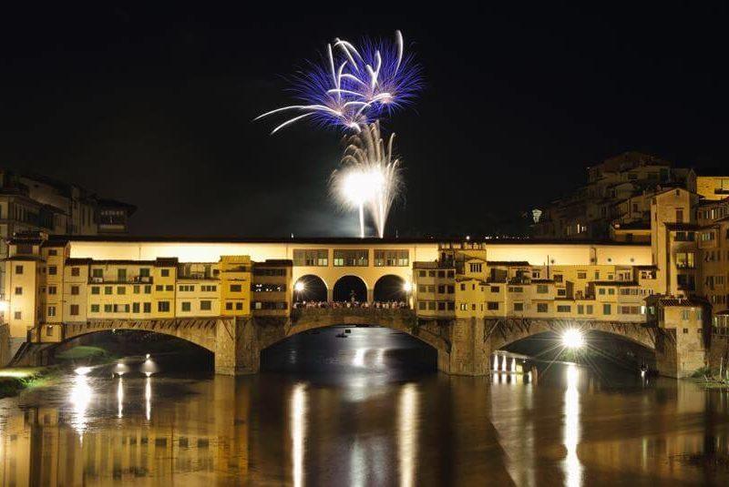 Firenca Toskana Nova godina