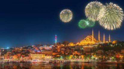 Istanbul Nova godina 2018.