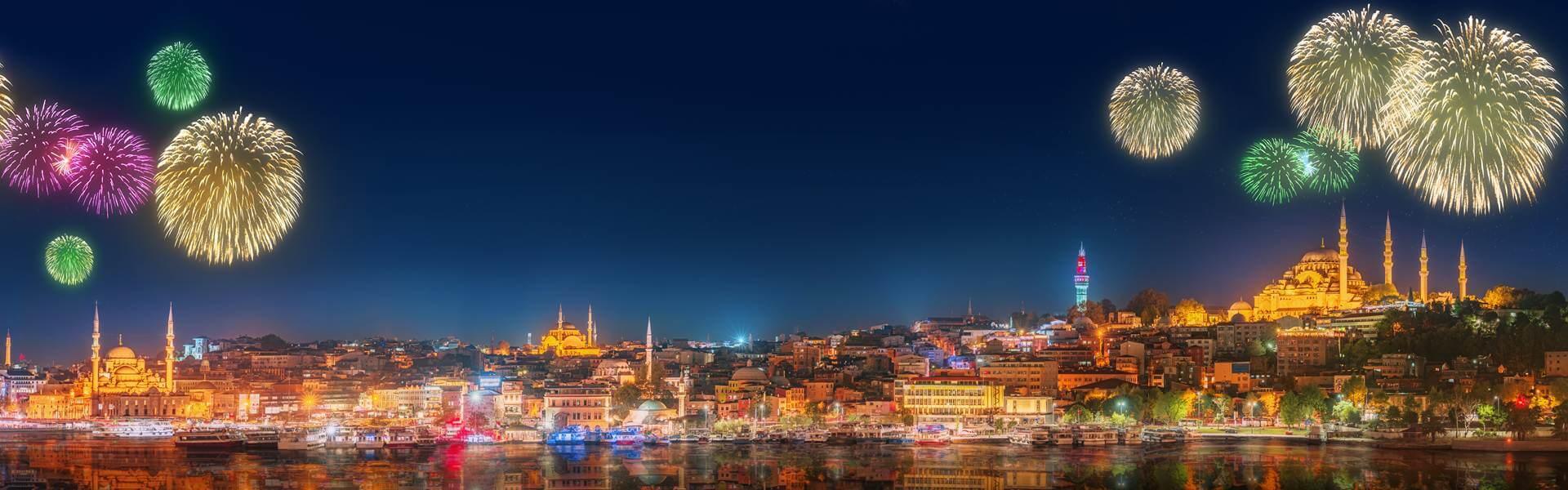 Image result for doček nove godine u istanbulu u nacionalnom restoranu