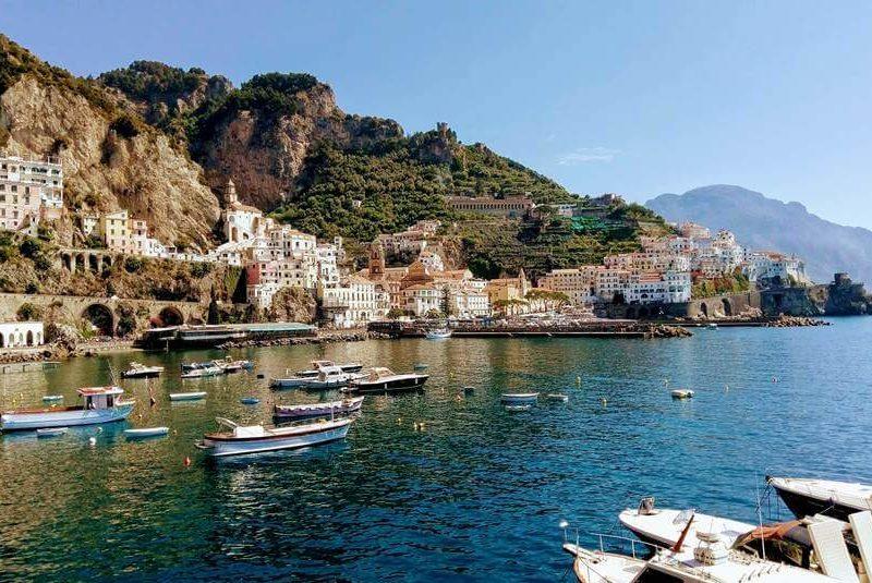 Amalfi u južnoj Italiji