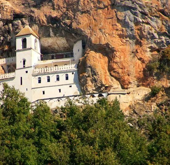 Manastir Ostrog posjeta