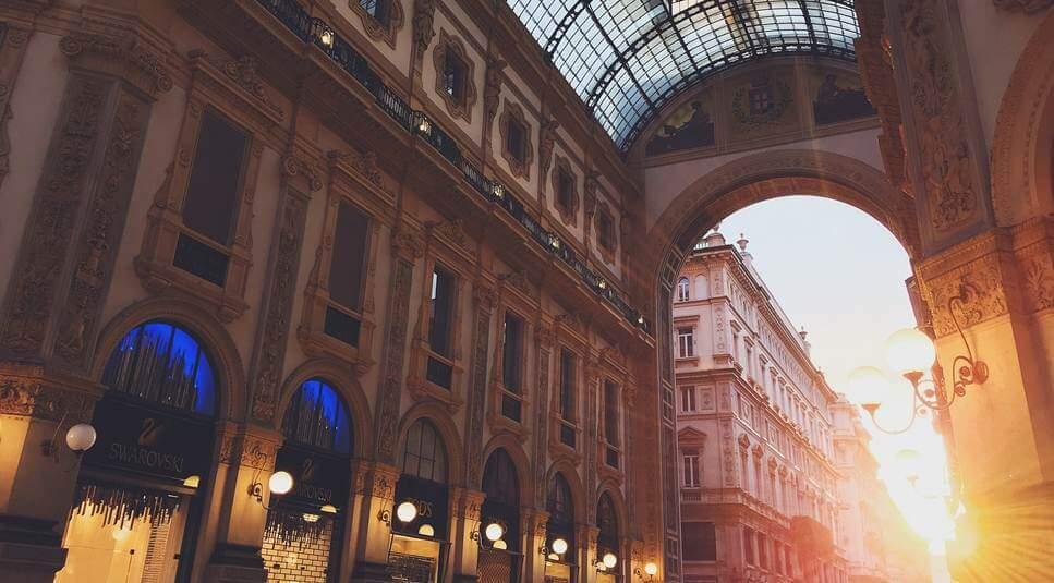 Prozor u Milanu