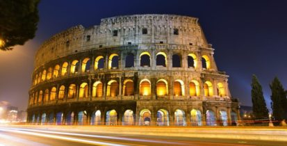 Putovanje u Rim - Koloseum