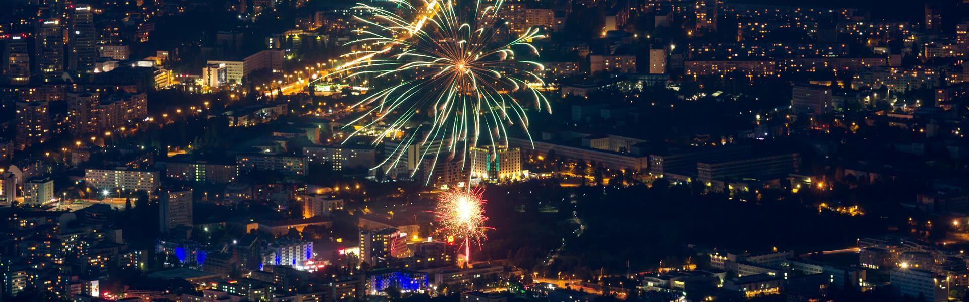 Nova Godina Guliver Turisticka Agencija Podgorica
