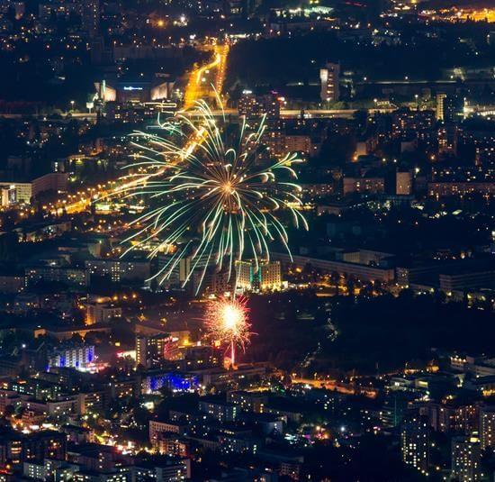 Sofija Nova godina vatromet
