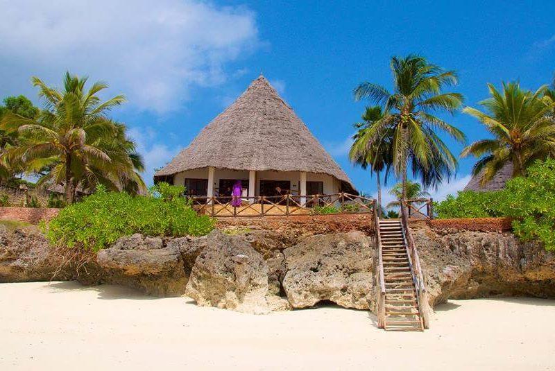 Zanzibar putovanje - plaže