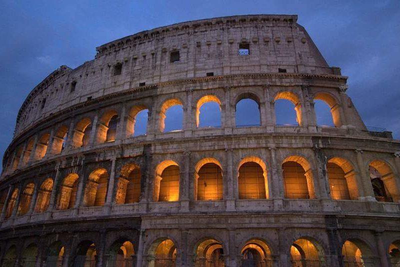 Koloseum u Rimu