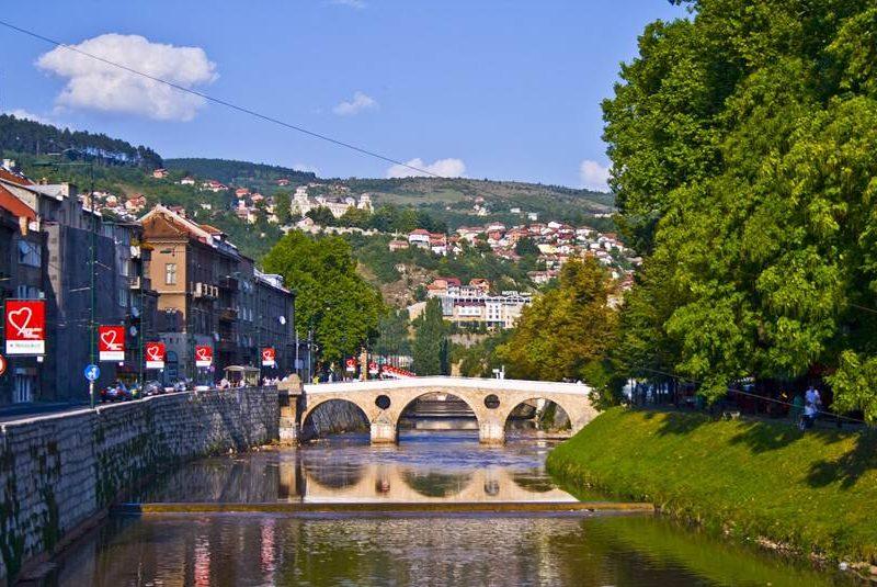 Most u Sarajevu